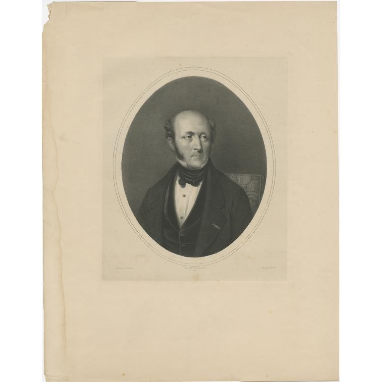 Untitled Portrait by Schubert (c.1850)
