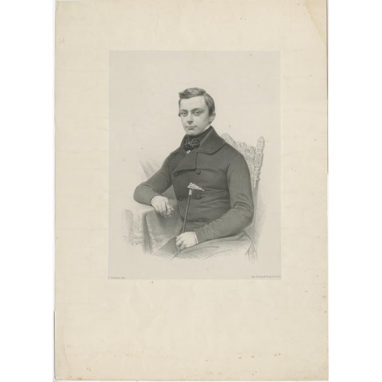 Untitled Portrait by Simonau & Toovey (c.1880)