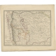 Pl. 3 Antique Map of part of the Bombay Presidency by Walker (1831)