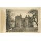 Antique Print of Assumburg Castle in Heemskerk by Wenkebach (c.1900)