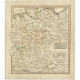 Antique Map of Germany (c.1820)